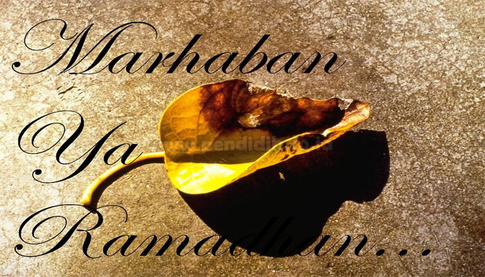 11 Ucapan Menyambut Bulan Suci Ramadhan Terbaik Terbaru